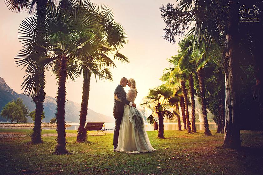 Ania & Michał plener ślubny Italia