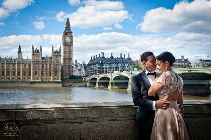 Kasia & Ozzie Londyn