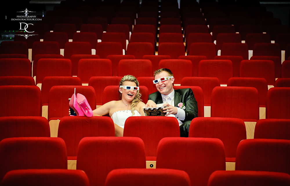 M&M-plener ślubny