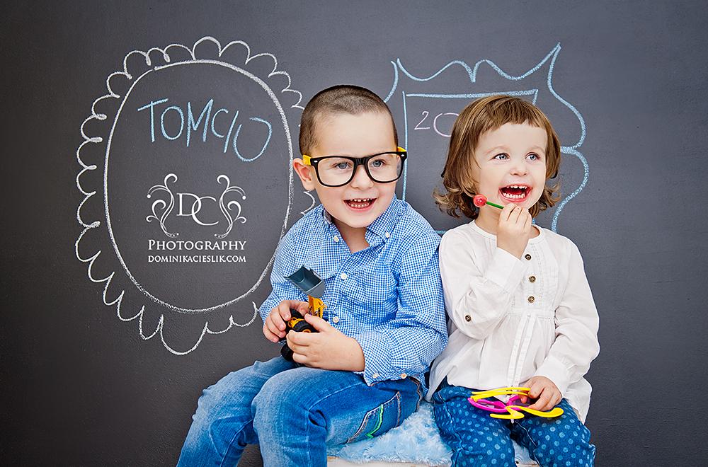 Tomcio i Zosia