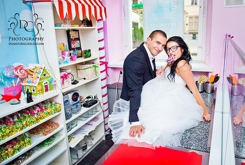 Ania i Marcin-plener ślubny