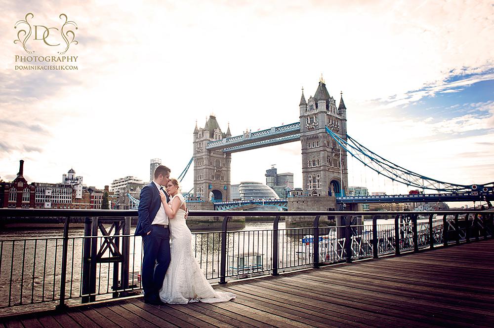A&R plener ślubny w Londynie