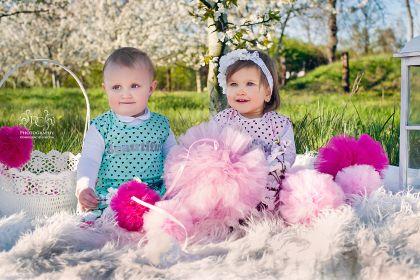Wiosna.. plener dziecięcy