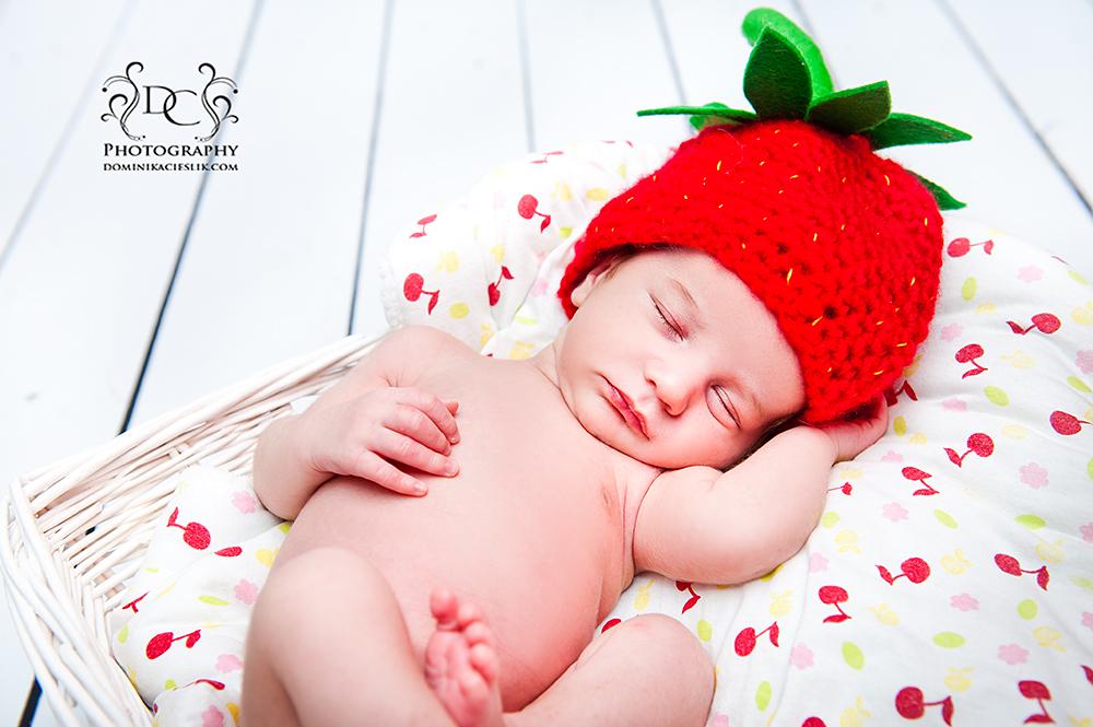 Oluś-sesja noworodkowa