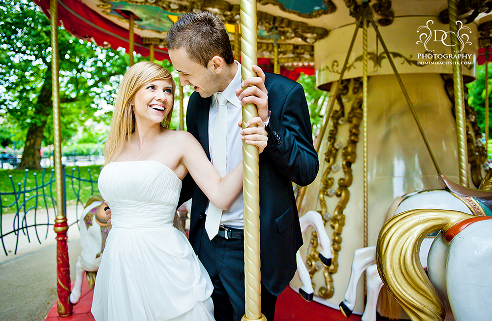 Ola i Tomek-plener ślubny