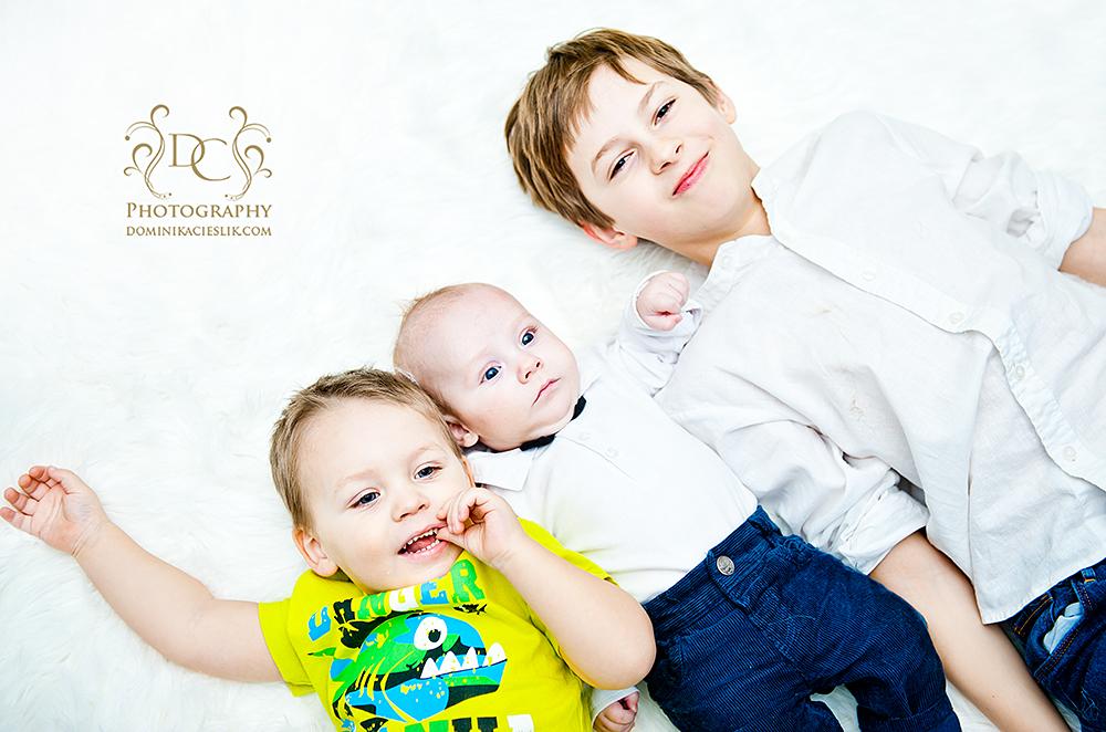 Maciuś,Franio i Antek:)